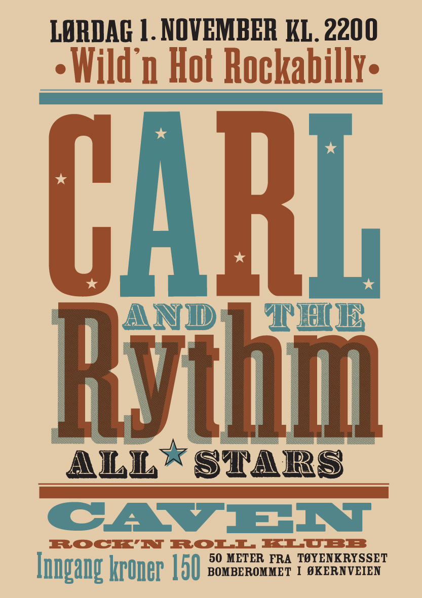 Carl and the Rhythm All Stars
