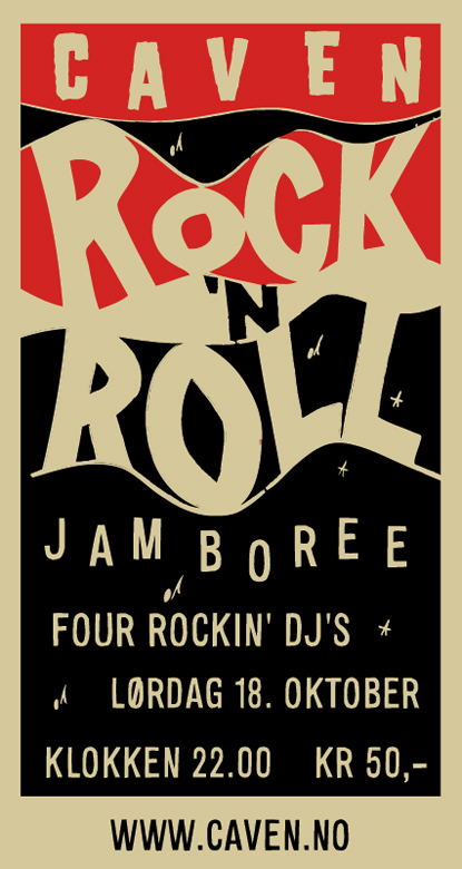 Caven Rock'N'Roll Jamboree
